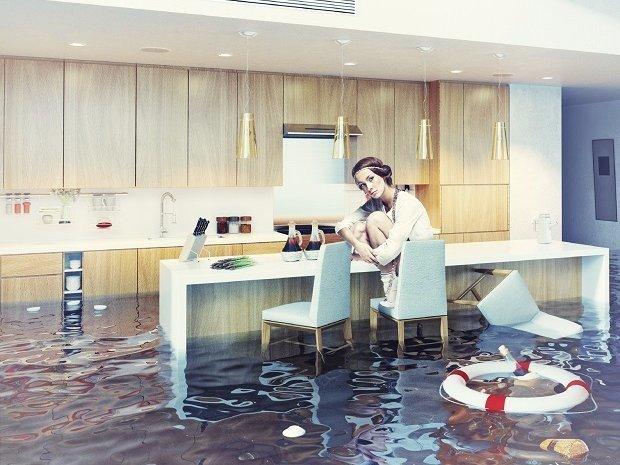 Détection de fuite habitation