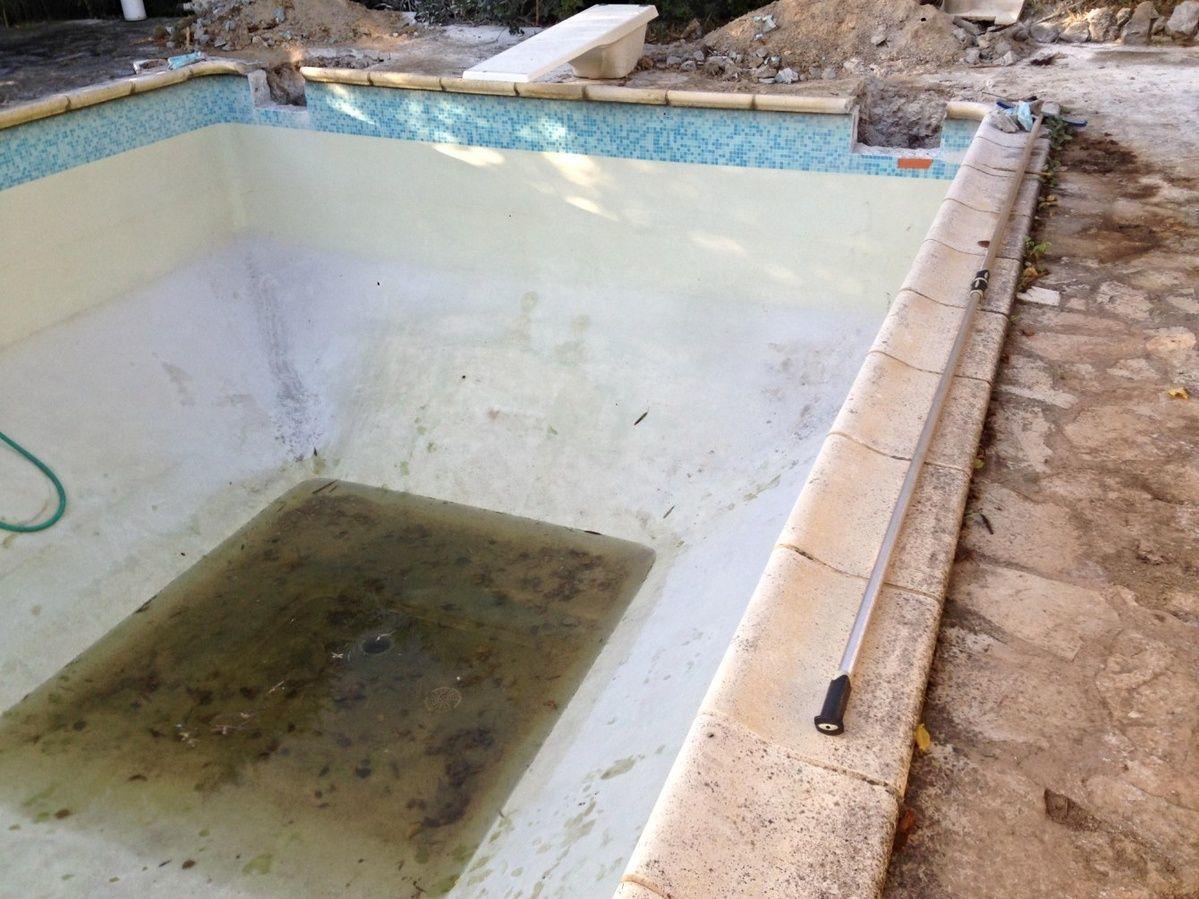 Détection fuite piscine béton à Allauch