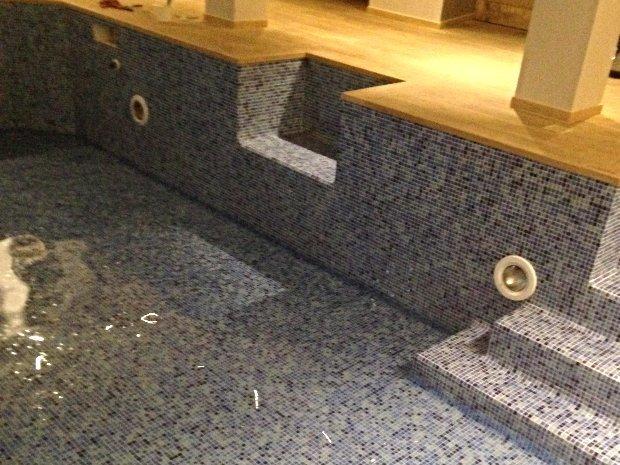 Recherche de fuite piscine béton SPA Aix en Provence