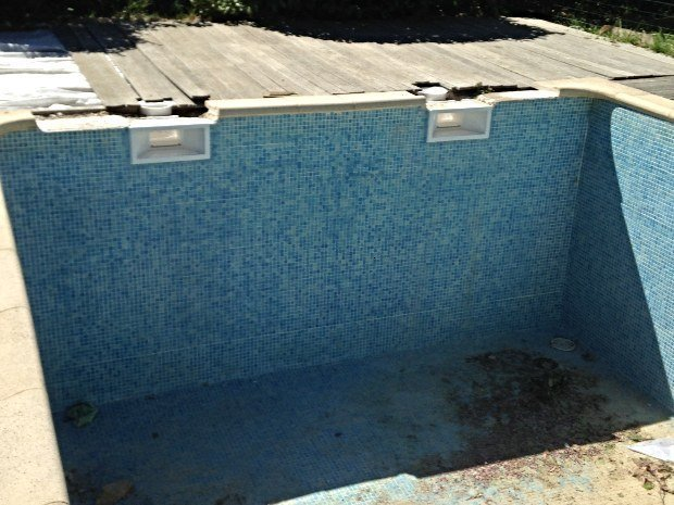 Intervention piscine en béton à Velaux