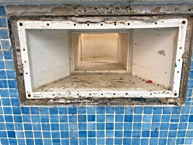 Intervention piscine en béton à Bandol